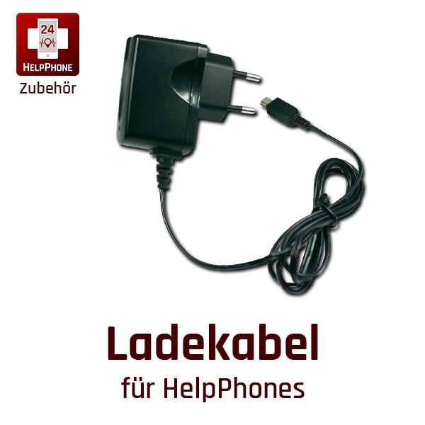 Ladekabel für HelpPhones