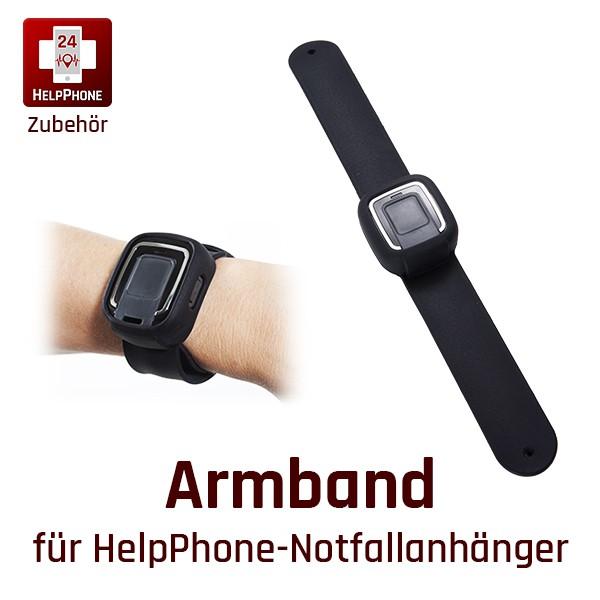Armband für HelpPhone-Notfallanhänger