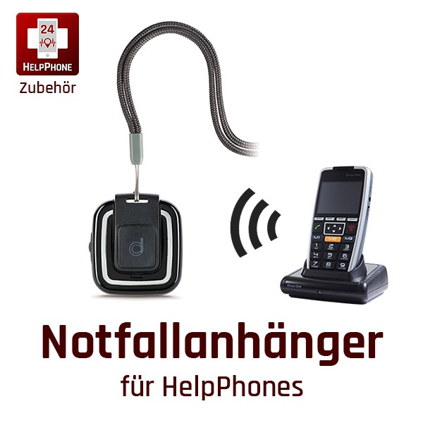 Notfallanhänger für HelpPhones