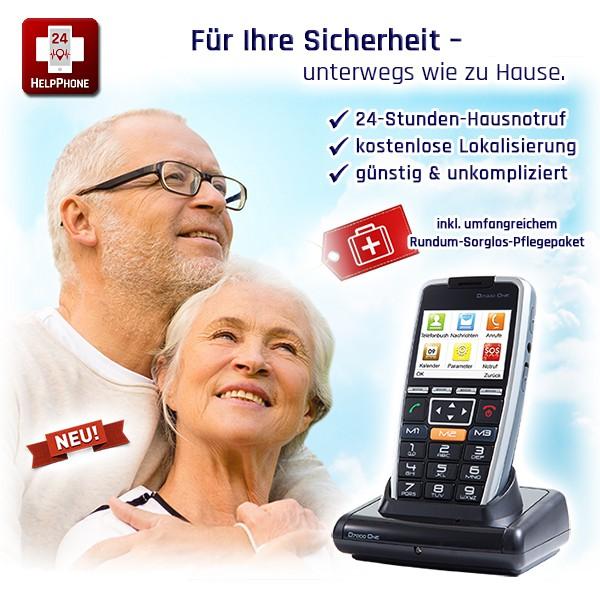 HelpPhone Notfalltelefon Komfort