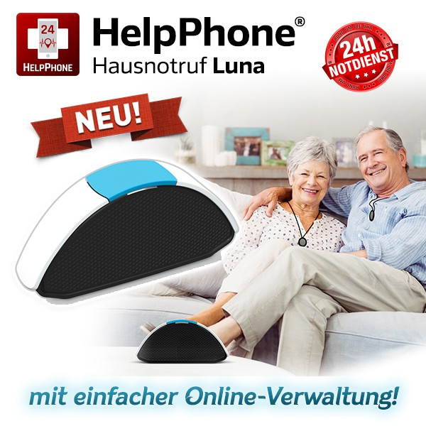 HelpPhone Luna