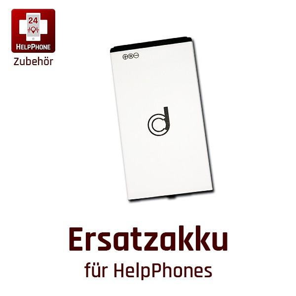 Ersatzakku für HelpPhones
