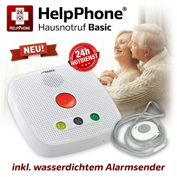 HelpPhone Hausnotruf Basic